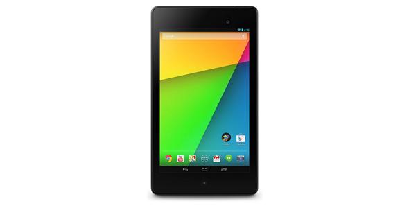 新型Nexus7