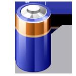 電池の持続時間