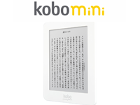楽天 kobo mini