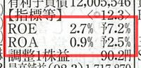 会社四季報のROE