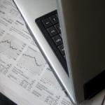 調整一株益と最高純益の見方